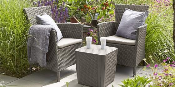 Conjuntos de muebles de terraza y jardín