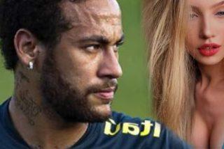 Esta es la modelo que acusa a Neymar de violación