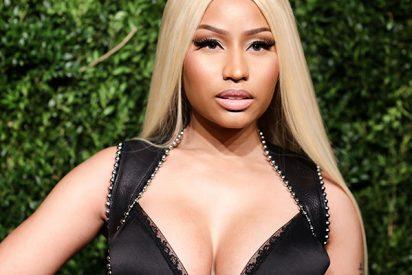 El vídeo erótico de Nicki Minaj en una piscina del que todos hablan