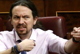 Un inflado Iglesias saca un vídeo conmemorativo sobre los logros de Podemos y una tuitera le pincha el globo con unos nombres incómodos