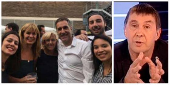 El País de los 'selfies' con Carmena no se tapa y pone en la diana a la derecha por criticar a la soviética Mateo al permitir la entrevista a Otegi en TVE
