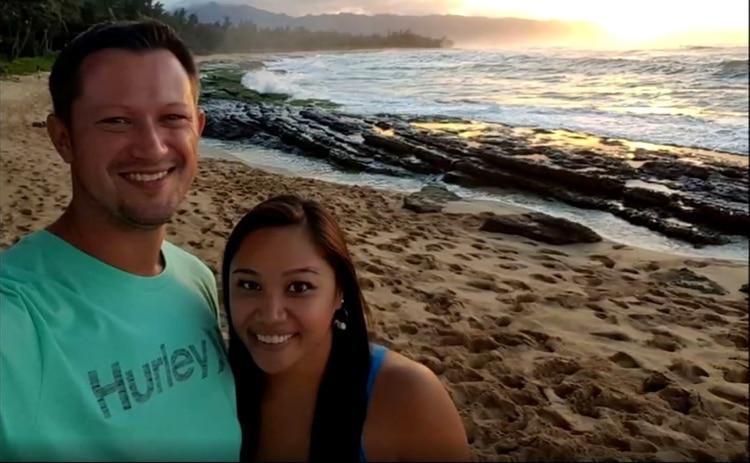 Viajan a Fiji para unas vacaciones inolvidables: Contraen una rara enfermedad y mueren en días