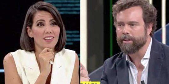 """Tensión en 'El Objetivo': Espinosa de los Monteros (VOX) acusa a Ana Pastor de """"blanquear"""" a comunistas e independentistas mientras permite que llamen """"ultra"""" a su formación"""