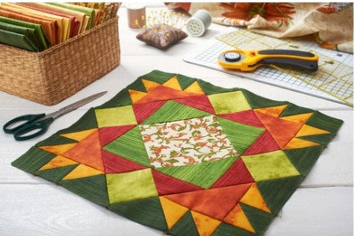 Telas de algodón para patchwork