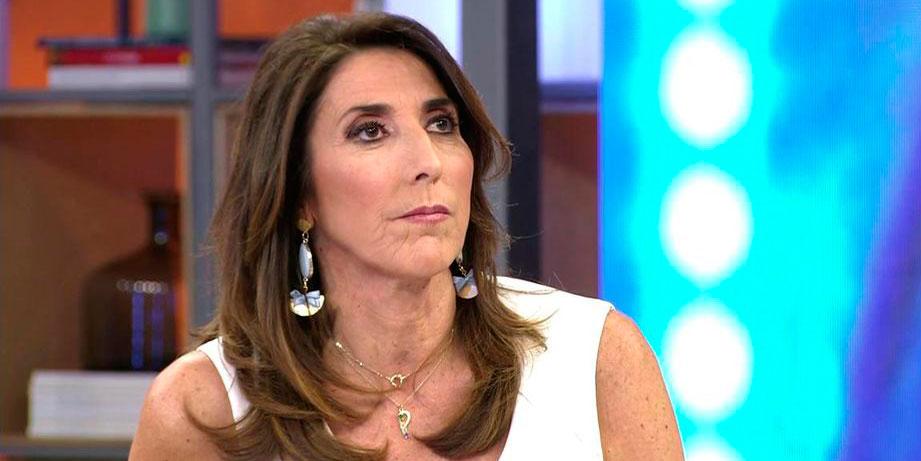 Paz Padilla no es tan querida en Telecinco como se piensa: Paolo Vasile quería a otra famosa para las Campanadas