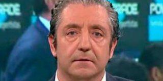 Pedrerol amenaza con NO presentar 'Jugones' si el Real Madrid no ficha hoy a Hazard