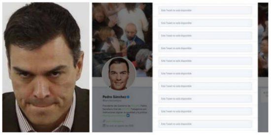 La Guardia Civil deja doblemente en evidencia a 'Cum Fraude' Sánchez mostrando su nulo apego a España y su cara más censora
