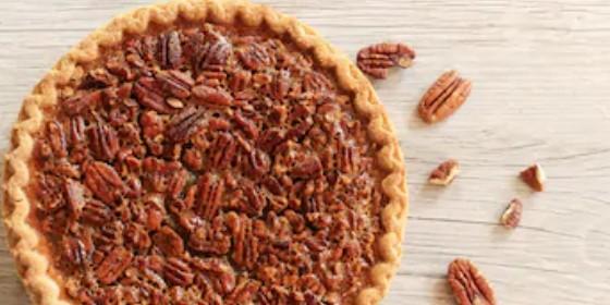 Pecan Pie o pastel de pecanas