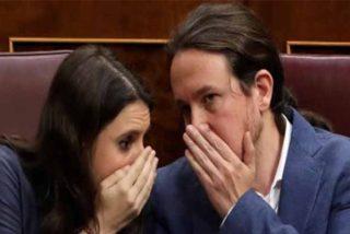 Pablo Iglesias e Irene Montero tienen contratada una 'salus' que cuida a sus mellizos a 100 euros la noche