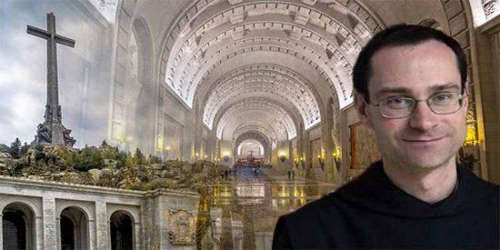 El prior denuncia ante el Papa que la exhumación no respeta 'la inviolabilidad' de la basílica del Valle de los Caídos