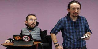 Pablo Iglesias fulmina al 'quemado' Pablo Echenique para soltar lastre y salvar el culo