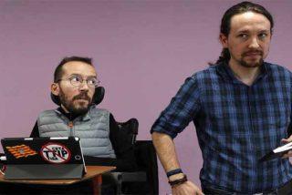 Ni negociador ni mediador: La patada hacia arriba de Pablo Iglesias a Echenique escondía una purga en toda regla