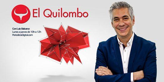 """El Quilombo: """"Un inquisidor anda suelto; Bono dice que metería en la cárcel a todos los que piensen como Bolsonaro"""""""