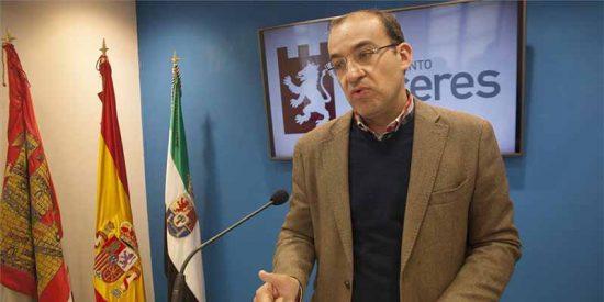 La negativa de Cs a hablar siquiera con VOX arroja en manos del PSOE la Alcaldía de Cáceres