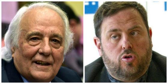 """Raúl del Pozo deja bizco al golpista Junqueras con esta confidencia de un jurista: """"Su abogado es un payaso"""""""