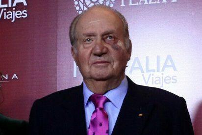 El Rey Juan Carlos reaparece tras su retirada de la vida pública
