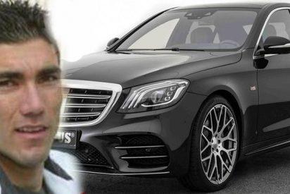 ¿Sabes cómo tuneó Reyes su Mercedes Brabus S550 para pasar de 0 a 100 km/h en 4'2 segundos?