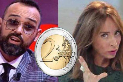 'Basuras' Risto Mejide tira de una cara de 'Sálvame' para promocionar la 'mierda' de su especial de TEM