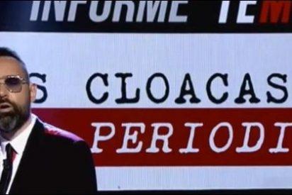 Las cloacas de Risto Mejide: su informe oculta los sobornos de Roures a la FIFA y que su 'jefe' Berlusconi participó en orgías con menores