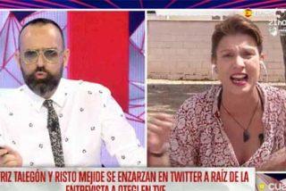 Risto, tu defensa de las víctimas de ETA da asco: el publicista hace de 'poli bueno' con Talegón para ganarse el aplauso