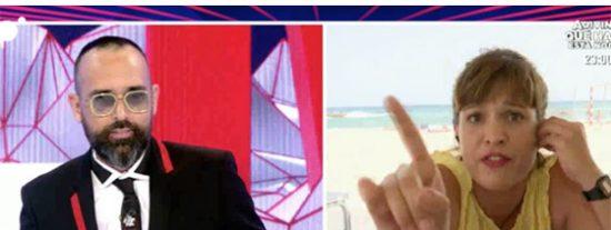 ¿Quién es más populista? Risto y la pesadísima Talegón se enfangan en otra penosa disputa televisiva