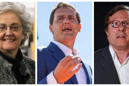 El País y El Confidencial abren fuego contra Rivera para doblarle el pulso y permitir que haga presidente a Pedro Sánchez