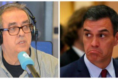 Santiago González retrata en dos soberbias pinceladas a Pedro Sánchez y su trilerismo para que el PSOE gobierne siempre