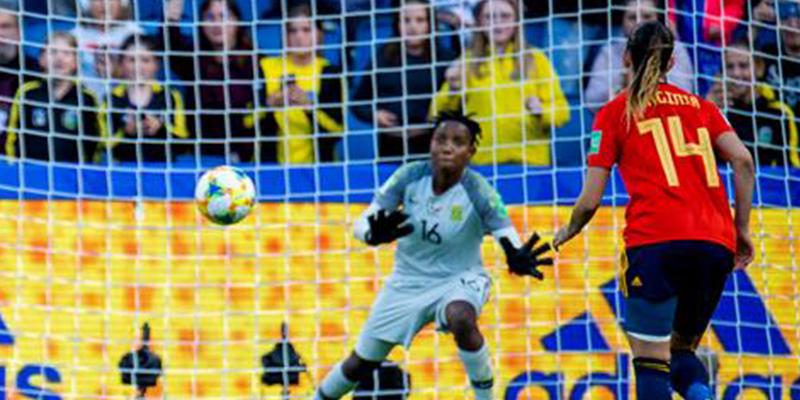 Las chicas de España arrancan el Mundial con una histórica victoria sobre Sudáfrica
