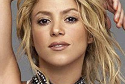 Shakira 'revienta' Instagram mostrando lo de atrás