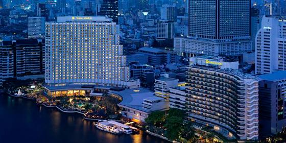 Hoteles de lujo en Tailandia