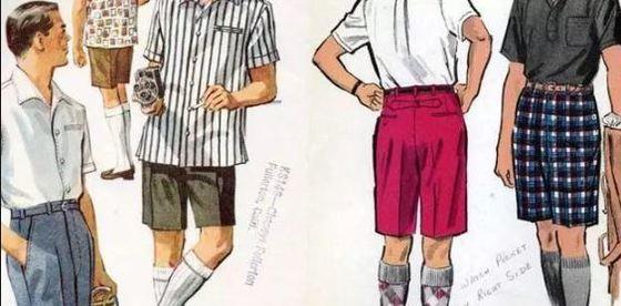 bermudas y shorts