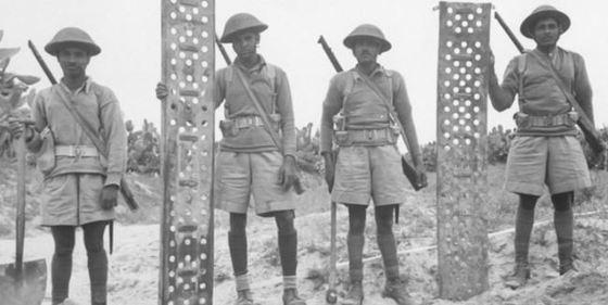 soldados Gurkha