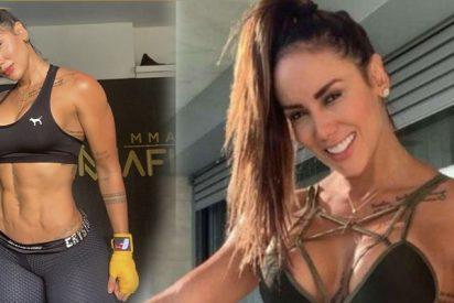 Los vídeos de Sonia Isaza, la sexy pareja del feo Arturo Vidal, levantan la moral deportiva
