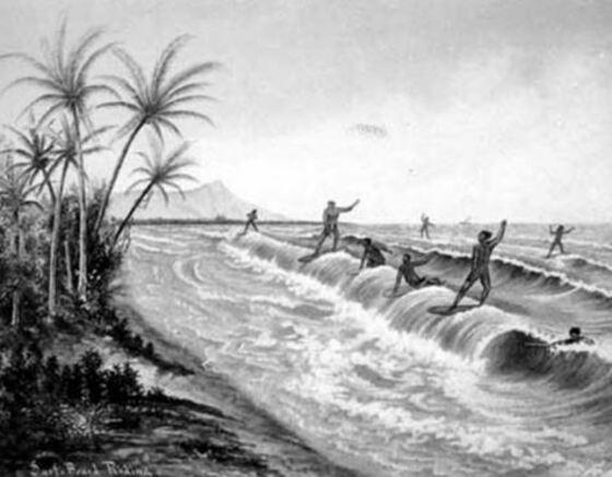 surf historia
