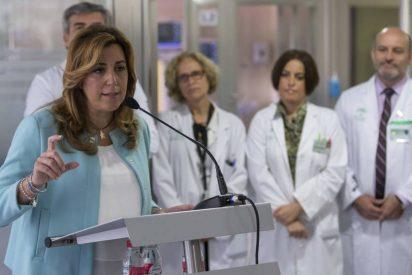 La 'ejemplar' sanidad de Susana Díaz: error deja a bebé en parálisis cerebral y pago millonario