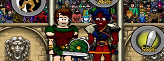 """Tutorial fácil: Cómo jugar gratis y online a """"Swords and sandals champion sprint"""""""