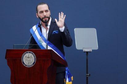 Bukele, el 'millennial' presidente de El Salvador que despide a funcionarios vía Twitter