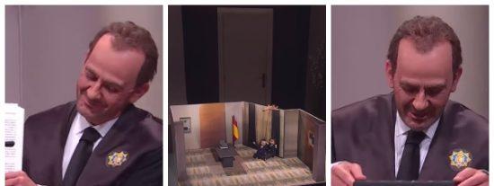 """La 'imparcialidad' de TV3 ridiculizando el juicio del procés: """"Tribunal franquista, la sentencia ya está dictada"""""""