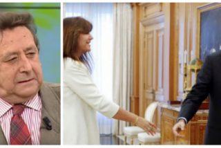 Alfonso Ussía ridiculiza a Laura Borràs y sugiere al Rey una respuesta contundente para acabar con estos majaderos