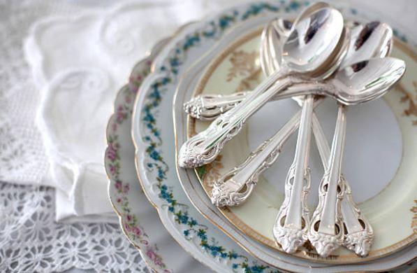 vajillas de porcelana para ocasiones especiales