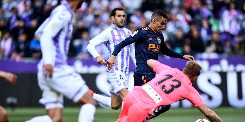 """Demuestran que 7 jugadores del Valladolid estaban """"comprados"""" en el partido contra el Valencia"""