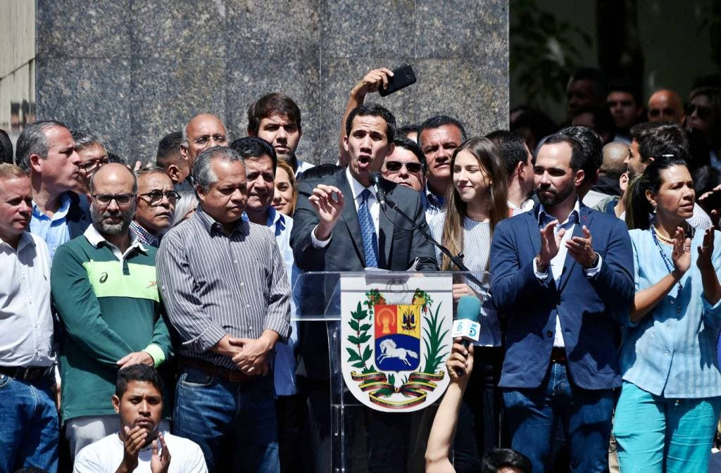 ¿Qué hay detrás de la creciente frustración de Estados Unidos con la oposición a Maduro?