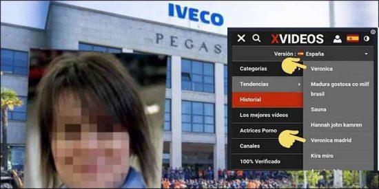 ¡Vomitivo!: el vídeo sexual de Verónica es lo más buscado en España en páginas porno