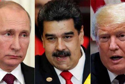 """Rusia responde al vuelo de un dron de EEUU en Venezuela: """"Seguiremos desarrollando las capacidades militares de Maduro"""""""