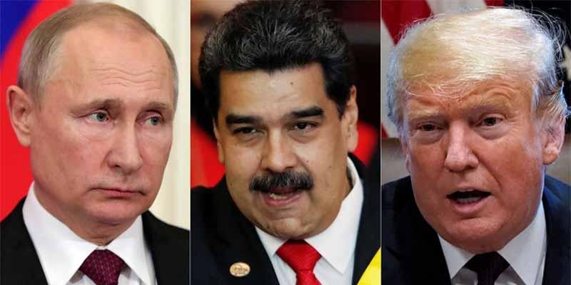 Putin anuncia a Trump que Rusia ha retirado su personal militar de la Venezuela chavista