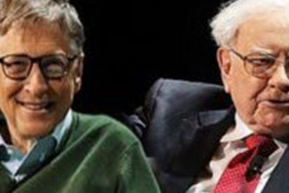 """Warren Buffett y Bill Gates, los dos multimillonarios que nos explican qué es """"la filosofía al revés"""""""