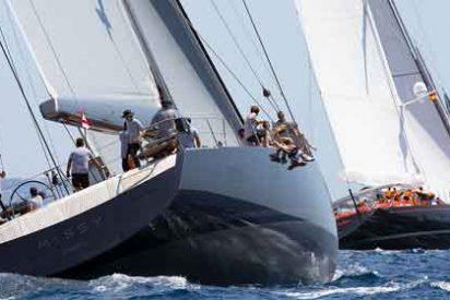 La Super Yacht Cup Palma 2019 reúne a los yates de vela más grandes y lujosos