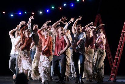 Zarzuela (y zarzuelismo) en danza