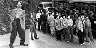 Así era el Zoot suit, la forma de vestir que provocó la persecución de mexicanos durante la II Guerra Mundial