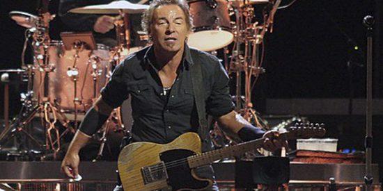 ¿Por qué Bruce Springsteen siempre toca con una Fender Esquire?